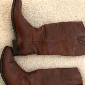 Frye Mellisa Button Boots